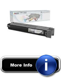 LD Compatible Replacement for Sharp MXC40NTB Black Laser Toner Cartridge for use in Sharp MX B400P, C311, C3212, C400P, and C401 Printers The